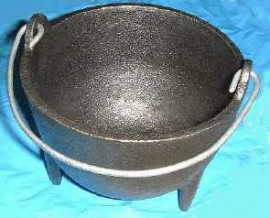 1318 Warrior Pot