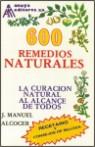 600 remedios naturales