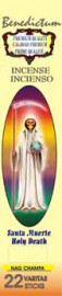 BENEDICTUM STICK INCENSE SANTISIMA MUERTE  HOLY DEATH