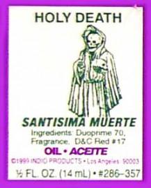 HOLY DEATH