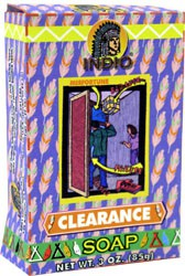 INDIO SOAP CLEARANCE