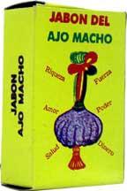 Jabon de Mexico AJO MACHO