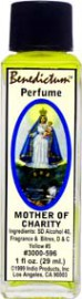 BENEDICTUM SAINT PERFUME MOTHER OF CHARITY