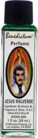 BENEDICTUM SAINT PERFUME JESUS MALVERDE