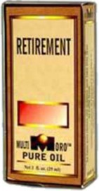 RETIREMENT MULTI ORO OIL