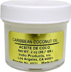 CARRIBEAN COCONUT OIL