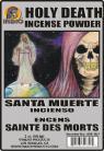 HOLY DEATH   SANTISIMA MUERTE