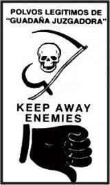 KEEP AWAY ENEMIES