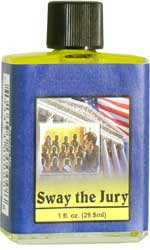 SWAY THE JURY OIL
