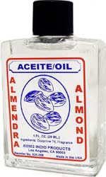 ALMOND PSYCHIC OIL