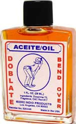 BEND OVER PSYCHIC OIL