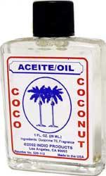 COCONUT PSYCHIC OIL