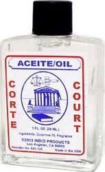 COURT PSYCHIC OIL