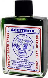 DOUBLE FAST LUCK PSYCHIC OIL