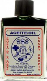 LUCKY PROFIT PSYCHIC OIL