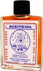 SPIRIT OF GOOD LUCK PSYCHIC OIL