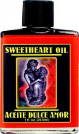 SWEETHEART OIL