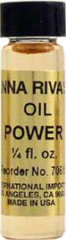 POWER Anna Riva Oil qtr oz