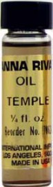 TEMPLE Anna Riva Oil qtr oz