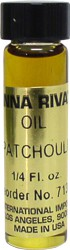 PATCHOULI Anna Riva Oil qtr oz