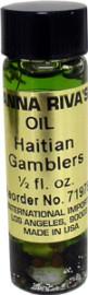 HAITIAN GAMBLERS Anna Riva Oil qtr oz