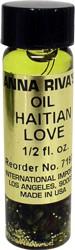 HAITIAN LOVE DROPS Anna Riva Oil qtr oz