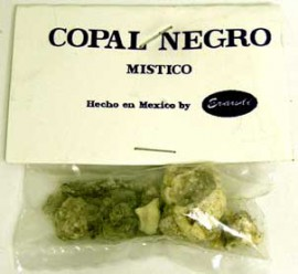 BLACK COPAL INCENSE