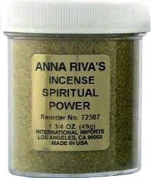 SPIRITUAL POWER