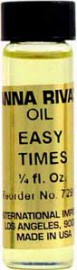 EASY TIMES Anna Riva Oil qtr oz