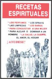 RECETAS ESPIRITUALES
