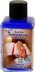 MEDITATION PRAYER OIL