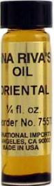 ORIENTAL Anna Riva Oil qtr oz