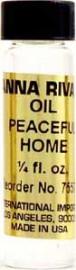 PEACEFUL HOME Anna Riva Oil qtr oz