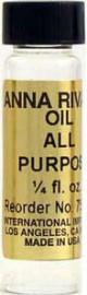 All Purpose Anna Riva Oil qtr oz