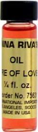 FIRE OF LOVE Anna Riva Oil qtr oz