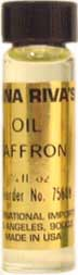 SAFFRON Anna Riva Oil qtr oz