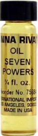 SEVEN POWERS Anna Riva Oil qtr oz