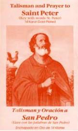 ST. PETER'S KEY
