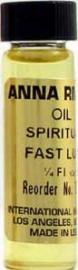 SPIRITUAL FAST LUCK Anna Riva Oil qtr oz