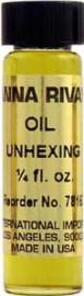 UNHEXING Anna Riva Oil qtr oz