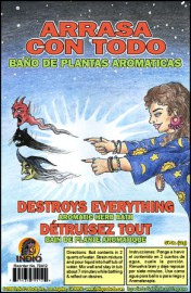 AROMATIC BATH HERBS DESTROY EVERYTHING