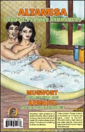 AROMATIC BATH HERBS MUGWORT