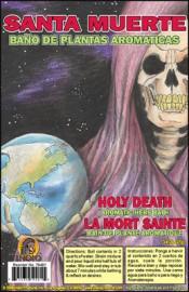 AROMATIC BATH HERBS SANTISIMA MUERTE / HOLY DEATH