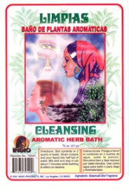 AROMATIC BATH HERBS CLEANSING