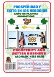 AROMATIC BATH HERBS PROSPERITY & BETTER BUSINESS