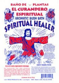 AROMATIC BATH HERBS SPIRITUAL HEALER