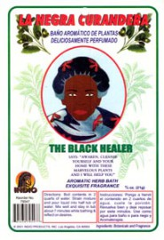 AROMATIC BATH HERBS BLACK HEALER