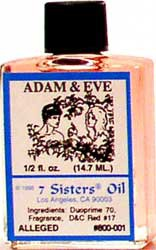 ADAM & EVE 7 Sisters Oil