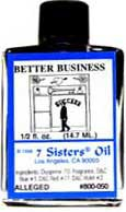 BETTER BUSINESS 7 Sisters Oil