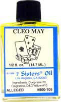 CLEO MAY 7 Sisters Oil